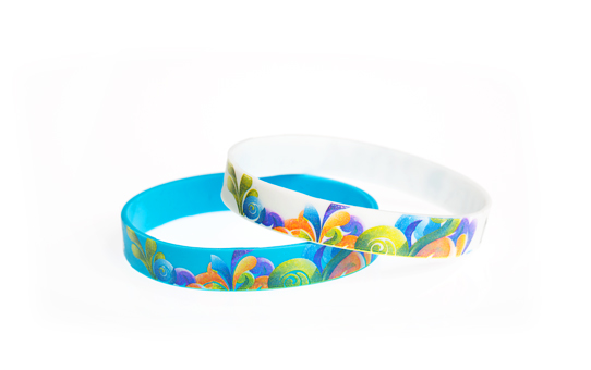 Super Mister Bracelets - Bracelets silicone en sublimation UG02
